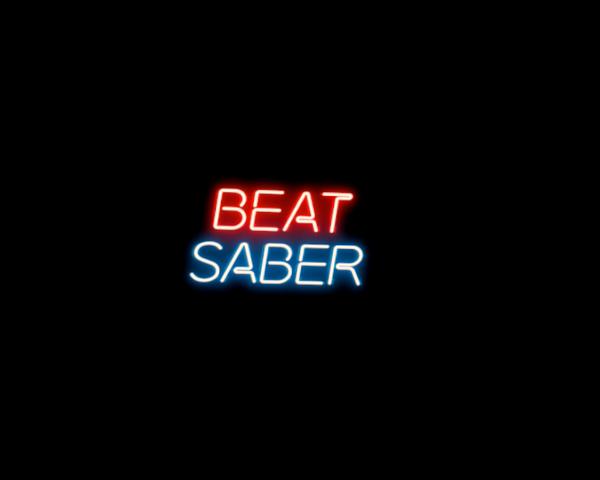 Beat Saber Title